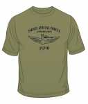 "IDF ""Oketz"" Special Forces Canine Unit T-Shirt"