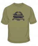 Israeli Army Armor Unit T Shirt