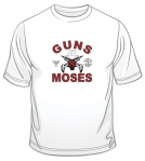 Guns n' Moses T Shirt