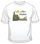 Dove of Peace Jerusalem T Shirt