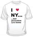 I Love N.Y. But ... T Shirt