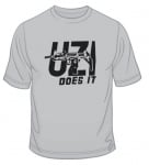 Uzi Does It T Shirt