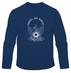 Israel Air Force Long Sleeved T Shirt