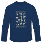 Israel Camels Long Sleeved T Shirt