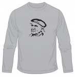 Ben Gurion Long Sleeved T Shirt