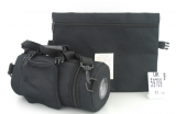 Black Tefillin Carrier with Tallit bag