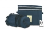 Blue Tefillin and Tallit Carrier