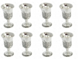 Small kiddush cups set