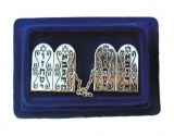 Tallit Clips   Ten Commandments