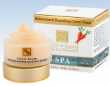 H&B Dead Sea Carrot Moisturizer and Nourishing Cream