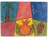 Rectangular Placemat   Fields by Kakadu Art
