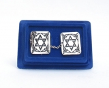 Tallit Clips   Star of David design