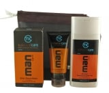 Mineral Care Gentleman Kit   Hair & Face Care