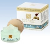 H&B Dead Sea Moisturizing Olive Oil and Honey Cream SPF 20