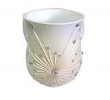 Sunburst design Wash Cup