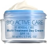 Mineral Care Bio Active SPF 15 Multi Treatment Day Cream