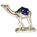 Camel Figurine with crystals