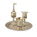 4 Piece Havdalah Set