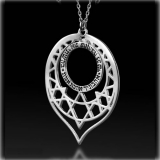 Kabbalah Pendant for Love and Matchmaking by HaAri Jewelry