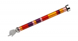 Rainbow Torah Pointer by Caesarea Arts   Gold Red shades