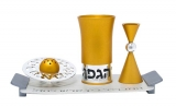 Havdallah Set  By Agayof   Gold