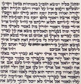 History: Jewish/ Judaism term paper 7564