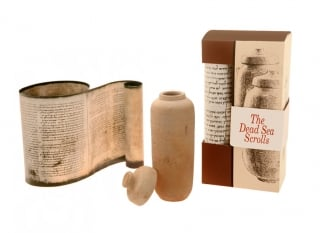 The Dead Sea Scrolls Replica   English translation by aJudaica