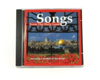Songs From the Holy Land CD