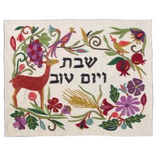 Doe Challah Cover by aJudaica