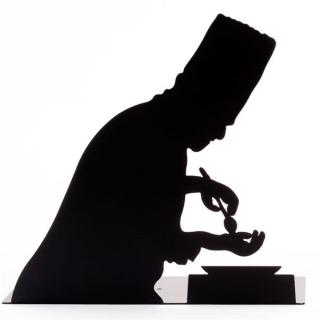 Chef Bookends | aJudaica.com