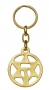 19th Century Star of David Replica Keychain