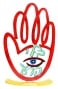 Hamsa Hand   Against Evil Eye by David Gerstein
