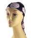Purple violet Womens Bandanna