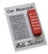 Adi Sidler Prayer Car Mezuzah