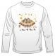 Jerusalem of Peace Long Sleeved T Shirt