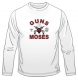 Guns n Moses Long Sleeved T Shirt