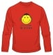 Dont Worry Be Jewish Long Sleeved T Shirt
