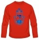 Blue Hamsa Chai Long Sleeve T Shirt