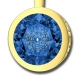 72 Name Of G d Kabbalah Pendant By Nano Gold Gold Plate