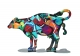 Tikva Cow Sculpture by David Gerstein