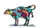 Tikva Cow Sculpture by David Gerstein