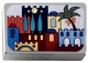 Jerusalem Decorative Matchbox Cover by Dorit