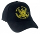 Black Israel Air Force Cap
