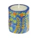 Memorial Yarhzeit Candle Holder Seven Species design