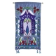 If-I-Forget-Thee-O�-Jerusalem-�-Blue-Wall-Hanging-in-Hebrew