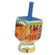 Small-Wooden-Dreidel-with-Stand-Jerusalem