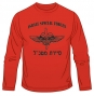 IDF Special Forces Sayeret Matkal Long Sleeved T Shirt