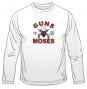 Guns n' Moses Long Sleeved T Shirt
