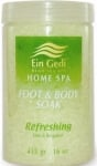 Ein Gedi Refreshing Foot & Body Soak with Bergamot, Lime and Spearmint Essential Oils