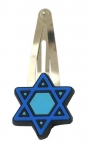 Star of David Kippah Clips